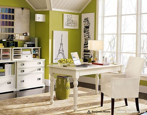 Attractive Home Office Interior Designs Nice Design